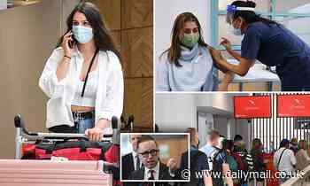 Covid-19 Australia: Qantas boss Alan Joyce flags mandatory vaccination for international travellers