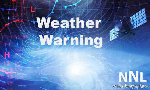 Thunderstorm Warning for Ignace – English River