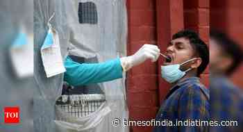 Coronavirus live updates: India reports 43,509 new cases and 640 deaths in 24 hours - Times of India