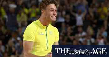 Entire Australian athletics team in lockdown over COVID-19 scare