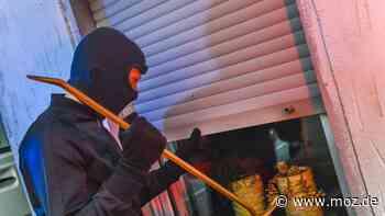 Polizei: Warum werden immer weniger Einbrüche im Raum Erkner aufgeklärt? - moz.de