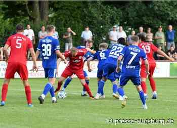 Drittes Spiel, dritte Niederlage | TSV Rain verliert auch gegen Aschaffenburg | Presse Augsburg - Presse Augsburg