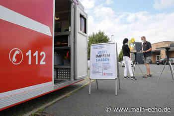 Kein Massenandrang bei Impfaktion im Kreis Aschaffenburg - Main-Echo