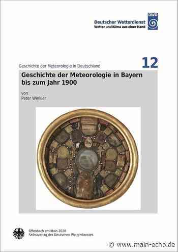 """Wetterbeobachtungen: Aschaffenburg galt als """"hervorragender Standort"""" - Main-Echo"""