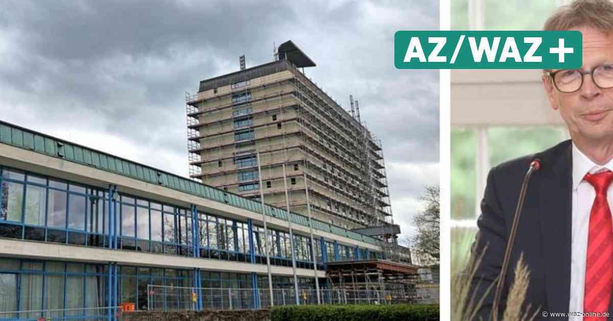 Kandidatur in Wolfsburg: Zwei Frauen und acht Männer wollen das Rathaus regieren - Wolfsburger Allgemeine