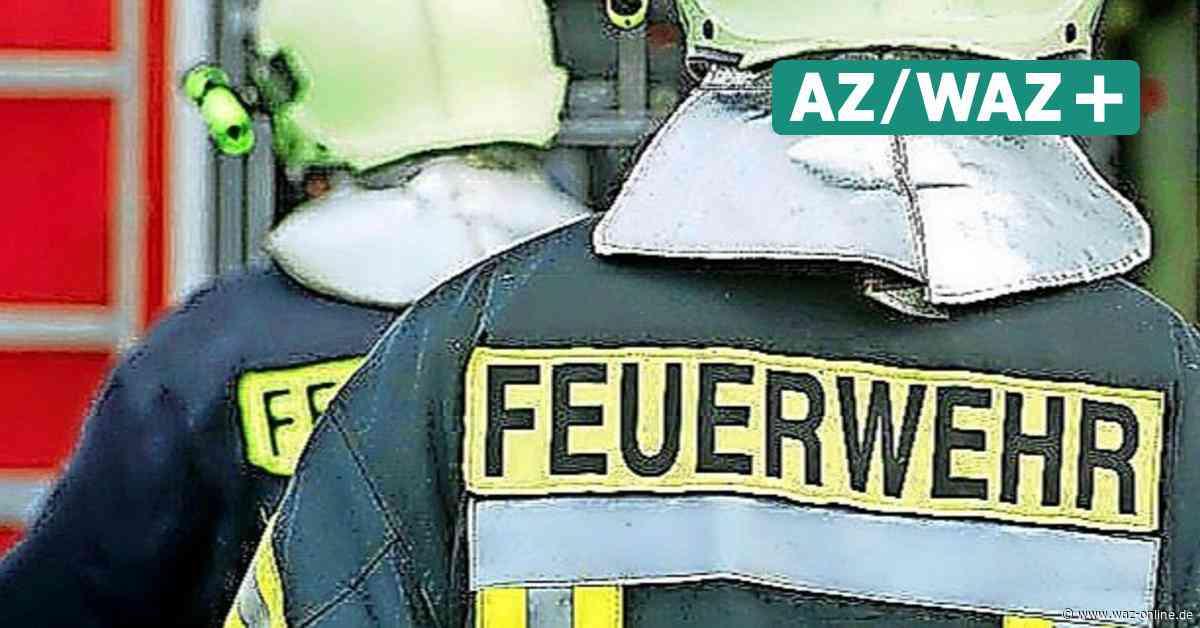 Hochríng in Wolfsburg: Müllsack im Treppenhaus angezündet, Polizei sucht Zeugen - Wolfsburger Allgemeine