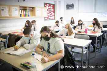 Scottish Tories demand end to compulsory use of face masks in schools - The National