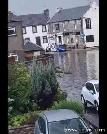 Scotland Flooding: Aberdeen, Kincardine and Falkirk hit hard as flood patrols launch - The Scotsman