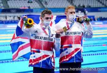 Swimmer Duncan Scott wins Scotland's first GB medal of Tokyo Olympics - HeraldScotland