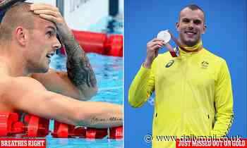 Ian Thorpe reveals how Kyle Chalmers' lane could have stopped him from winning gold  100m freestyle