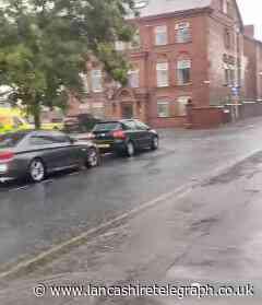 Thousands left without power as lightning strikes wreak havoc across Hyndburn