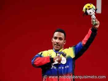 Julio Mayora dedica su medalla al Presidente Chávez (+Video) - Noticias Barquisimeto