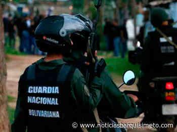 Cuatro decesos tras enfrentamientos con la Guardia Nacional Bolivariana - Noticias Barquisimeto