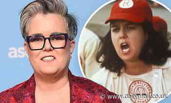 Rosie O'Donnell will be a guest star in Amazon remake of A League of Their Own