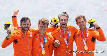 Enorme ontlading bij gouden roeier Metsemakers uit Hasselt na heroïsche race én coronaperikelen: 'We hadden iedere dag stress' - De Stentor