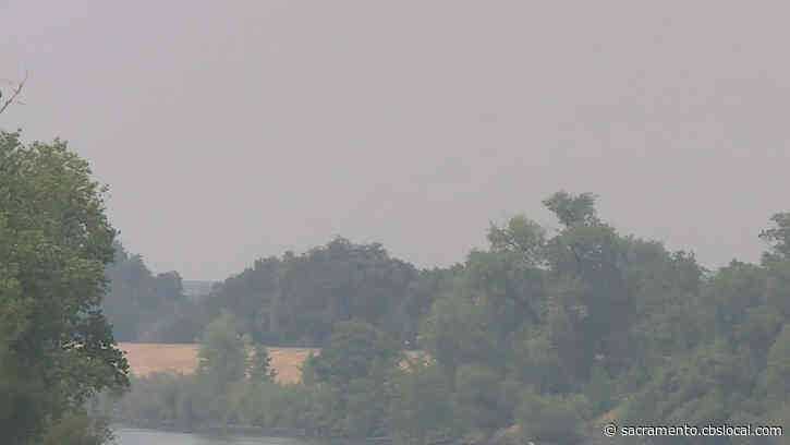 Outdoor Activities Canceled Due To Unhealthy Air In Sacramento Region