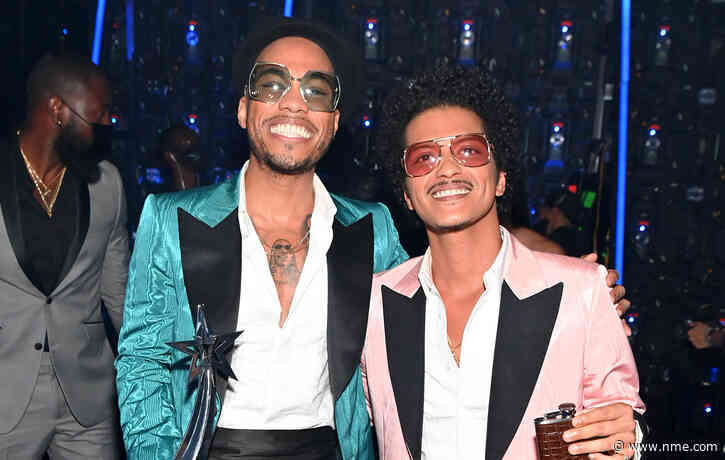 """Anderson .Paak and Bruno Mars announce Silk Sonic """"Summertime Jam"""" this Friday"""