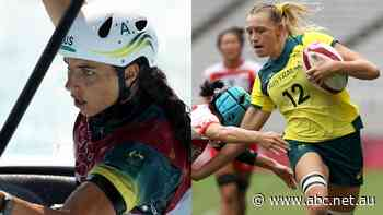 Live: Jessica Fox chases canoe gold while our women's rugby sevens defend their title