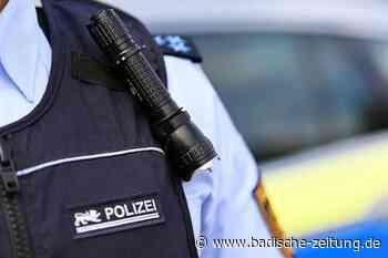 Zwei Polizeibeamte in Kirchzarten leisten erste Hilfe - Kirchzarten - Badische Zeitung