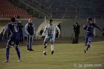 Mirassol acerta a contratação do lateral-direito Ricardo Luz - globoesporte.com