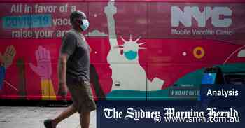 Breakthrough COVID infections a reality check on road to normality - Sydney Morning Herald