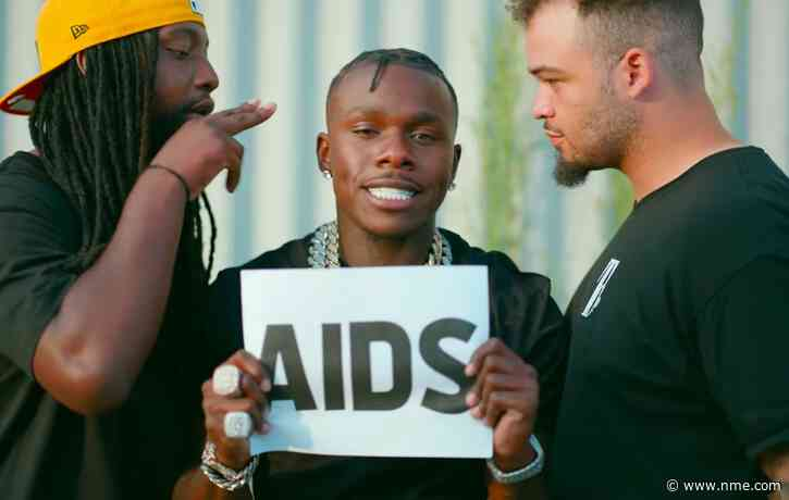 DaBaby addresses backlash to his homophobic comments in new music video
