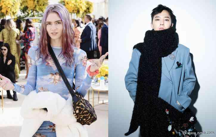 "Grimes calls Big Bang's G-Dragon one of her ""biggest influences"""