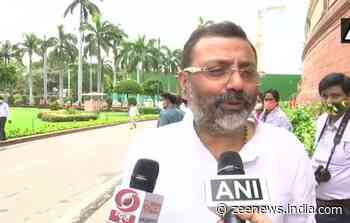 Trinamool Congress allergic to all Hindi-speaking people: BJP MP Nishikant Dubey