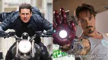 When Tom Cruise almost became Iron Man instead of Robert Downey Jr, here's why he refused - The Indian Express