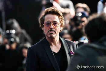 Robert Downey Jr. Endorses New Eco-Friendly Vegan Cheese Company - The Beet