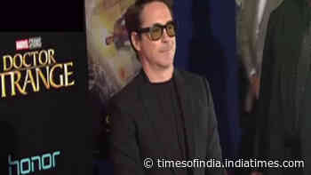 Robert Downey Jr. to produce and star in adaptation of 'The Sympathizer' - Times of India