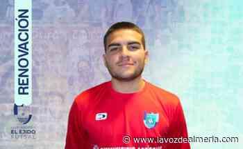 El ejidense Sergio Román reafirma su unión con el CD El Ejido Futsal - La Voz de Almería