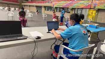 Vacunación para mayores de 16 años sin cita en El Ejido y Roquetas - La Voz de Almería