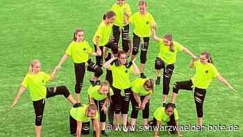 Rohrdorf - Flying Teenies begeistern die Zuschauer in Rohrdorf - Schwarzwälder Bote