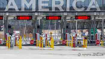 Washington's reasons for keeping border closed to Canadians still murky a week later