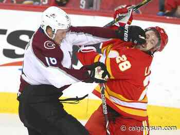 Flames acquire hulking defenceman Nikita Zadorov for draft pick - Calgary Sun
