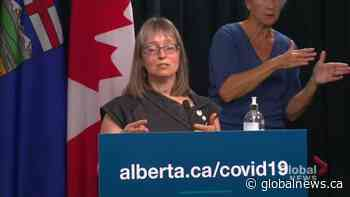 Calgary Stampede likely linked to 84 COVID-19 cases | Watch News Videos Online - Globalnews.ca