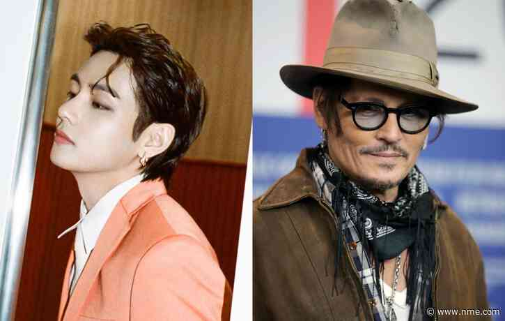 BTS' V says his performance in 'Butter' MV was inspired by Billy Joel and Johnny Depp