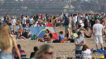 Brits told to prepare for 40C summer temperatures across the UK