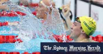 World, meet Zac, Australian swimming's bolt from the blue