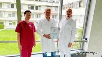 Krankenhaus Brilon: Starke Hilfe für schwache Stellen - Westfalenpost