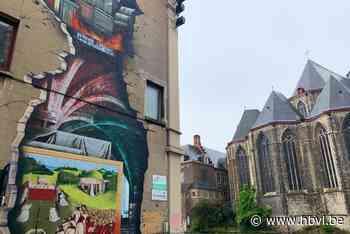 Gent verkennen aan de hand van graffitikunst (Gent) - Het Belang van Limburg Mobile - Het Belang van Limburg
