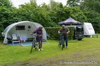 """""""Camping Blaarmeersen moet echte camping blijven."""" Stad praa... (Gent) - Het Nieuwsblad"""
