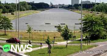 """Watersportbaan in Gent krijgt diepere bodem: """"Op sommige plaatsen is hij maar 60 centimeter diep"""" - VRT NWS"""