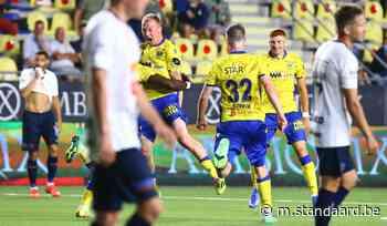 Ook AA Gent kan niet winnen op eerste speeldag, gaat onderuit op het veld van Sint-Truiden - De Standaard