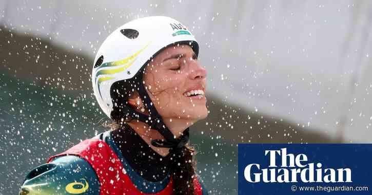 Australia's Fox takes canoe slalom gold with silver for Team GB's Franklin