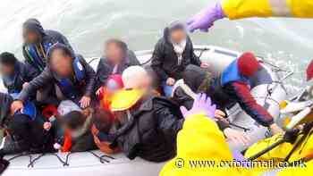 RNLI hit back over migrant Channel rescues as crews face abuse