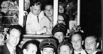 Von damals: Als Detmold noch eine Straßenbahn hatte   Lokale Nachrichten aus Detmold - Lippische Landes-Zeitung
