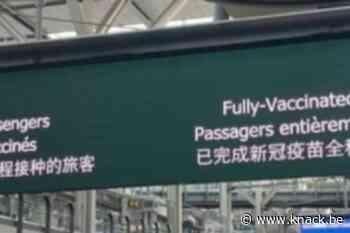 Factcheck: ja, deze foto werd genomen in de luchthaven van Vancouver