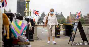 Coronavirus: UK lifts quarantine curbs for vaccinated US, EU travellers but India still on red list - Scroll.in